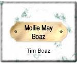 Mollie May Boaz